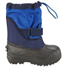 Columbia Powderbug Plus II Laarzen Kinderen grijs/blauw